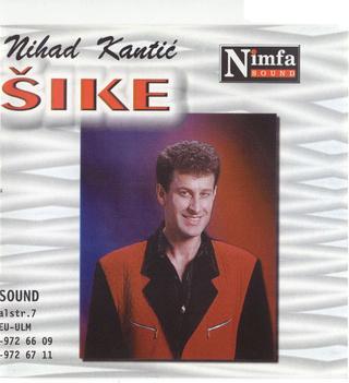 Nihad Kantic Sike - Diskografija  1996_p21