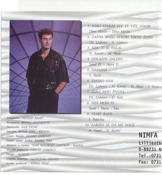 Nihad Kantic Sike - Diskografija  1996_p23