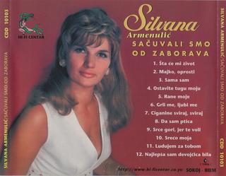 Silvana Armenulic - Diskografija  - Page 2 1996_z19