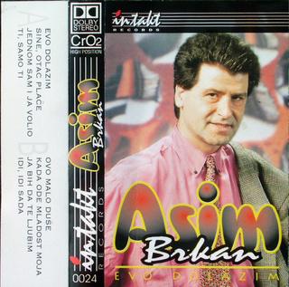 Asim Brkan - Diskografija 2 1997_k14