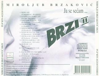 Miroljub Brzakovic Brzi- Diskografija 1997_p12