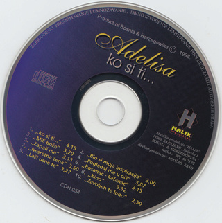 Adelisa Hodzic - Diskografija  1998_c12