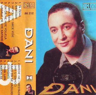 Djani (Radisa Trajkovic) - Diskografija 2 1998_k13