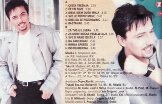 Dragan Kojic Keba - Diskografija 1998cv11