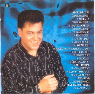 Jasmin Muharemovic - Diskografija 1999_u10