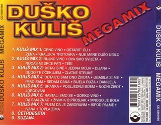 Dusko Kulis - Diskografija  2000_b10