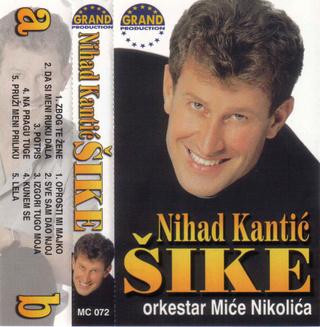 Nihad Kantic Sike - Diskografija  2000_u14