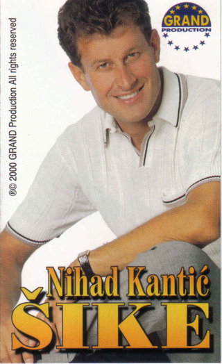 Nihad Kantic Sike - Diskografija  2000_u15