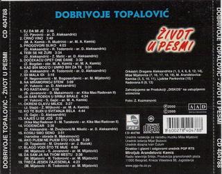 Dobrivoje Topalovic - Diskografija  - Page 3 2000_z13