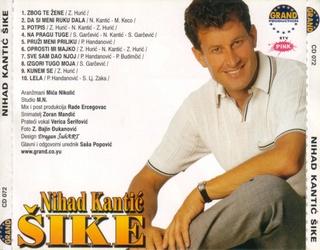 Nihad Kantic Sike - Diskografija  2000_z19