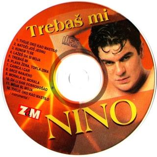 Nikola (Amir) Resic Nino - Diskografija  2000_z21