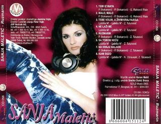 Aleksandra Sanja Maletic - Diskografija 2002_z10