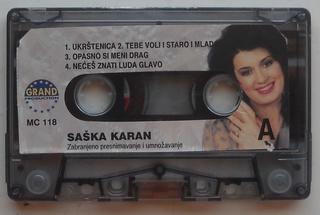 Saska Karan - Diskografija  2003_k12