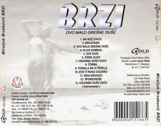 Miroljub Brzakovic Brzi- Diskografija 2003_z10