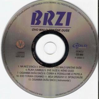 Miroljub Brzakovic Brzi- Diskografija 2003_z11
