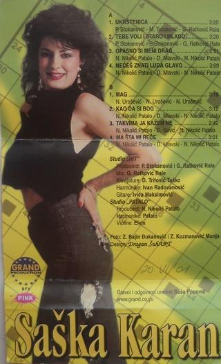 Saska Karan - Diskografija  2003_z12