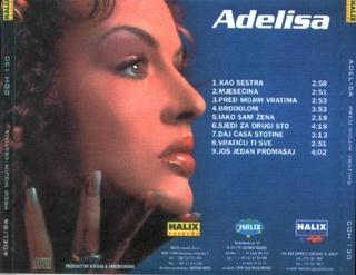 Adelisa Hodzic - Diskografija  2003_z14