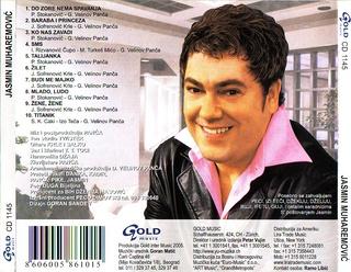 Jasmin Muharemovic - Diskografija 2005_z12