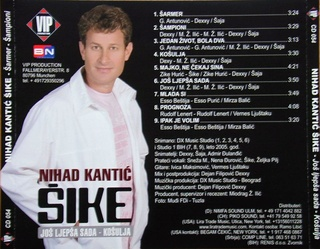 Nihad Kantic Sike - Diskografija  2005_z14