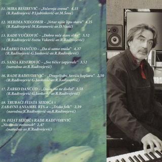 Rade Vuckovic - Diskografija  2009_z16
