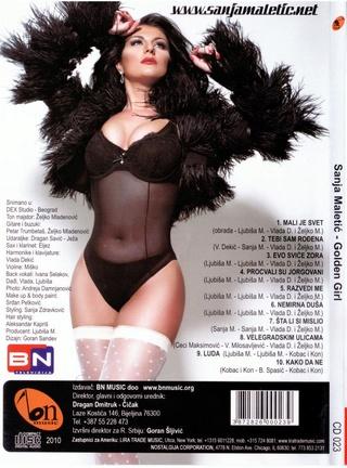 Aleksandra Sanja Maletic - Diskografija 2010_z10