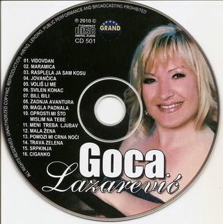 Gordana Lazarevic - Diskografija 2010_z14