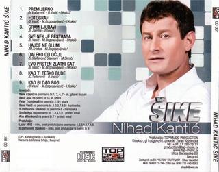 Nihad Kantic Sike - Diskografija  2011_z14