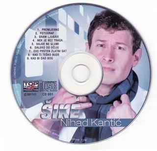 Nihad Kantic Sike - Diskografija  2011_z15