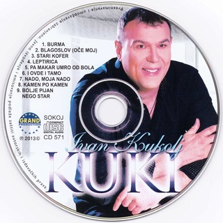Ivan Kukolj Kuki - Diskografija  2013_c10