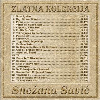 Snezana Savic - Diskografija 2013_z10