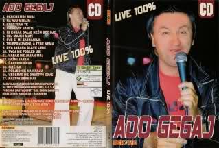 Ado Gegaj - Diskografija  288vx310