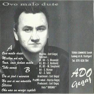 Ado Gegaj - Diskografija  Ado_un10