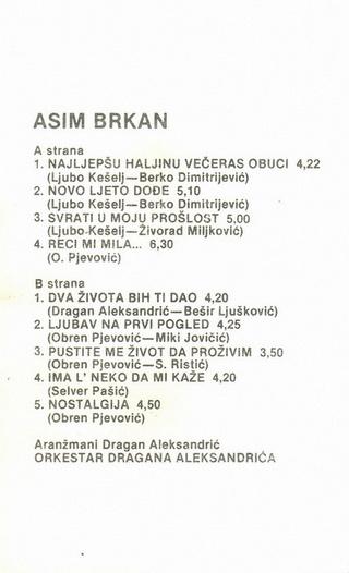 Asim Brkan - Diskografija 2 Asim_b10