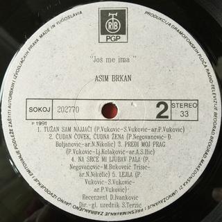 Asim Brkan - Diskografija 2 Asim_b20