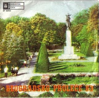 Predrag Gojkovic Cune - Diskografija  Beogra14