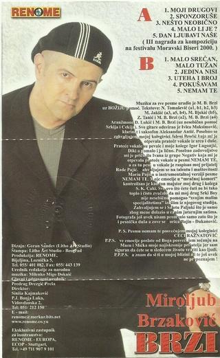 Miroljub Brzakovic Brzi- Diskografija Brzi_u10
