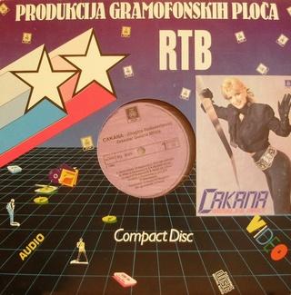 Cakana - Dragica Radosavljevic - Diskografija  Cakana13
