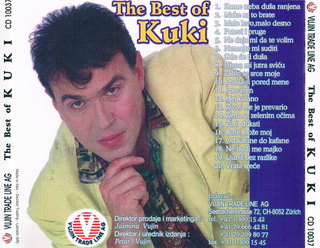 Ivan Kukolj Kuki - Diskografija  Cci08112