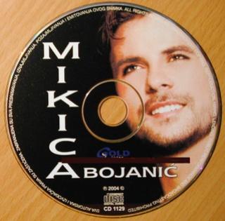 Mikica Bojanic - Diskografija Ce-de18