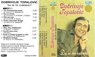 Dobrivoje Topalovic - Diskografija  - Page 2 Dobriv14