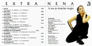 Extra Nena ( Snezana Beric ) - Diskografija  Extra_12