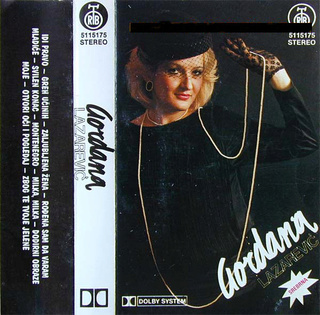 Gordana Lazarevic - Diskografija Gordan52