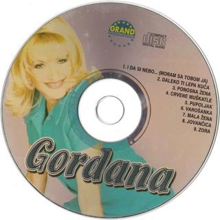 Gordana Lazarevic - Diskografija Gordan67