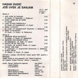 Hasan Dudic - Diskografija Hasan_27