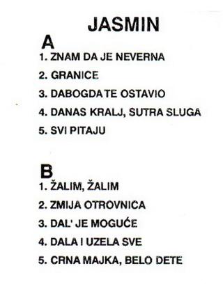 Jasmin Muharemovic - Diskografija Jasmin21