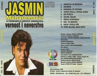 Jasmin Muharemovic - Diskografija Jasmin23