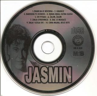 Jasmin Muharemovic - Diskografija Jasmin24