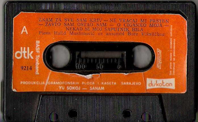 Halid Muslimovic - Diskografija Kaseta11