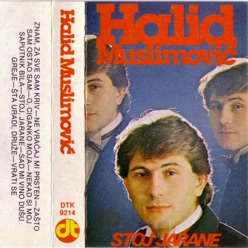 Halid Muslimovic - Diskografija Kaseta12