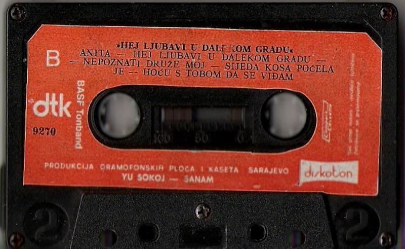 Halid Muslimovic - Diskografija Kaseta16